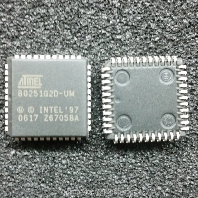 N80C188XL20 INTEL PLCC