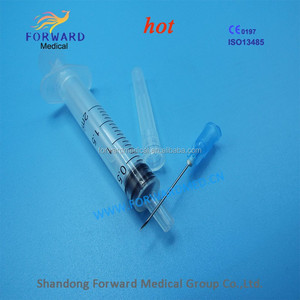 disposable luer slip syringe without needles with price