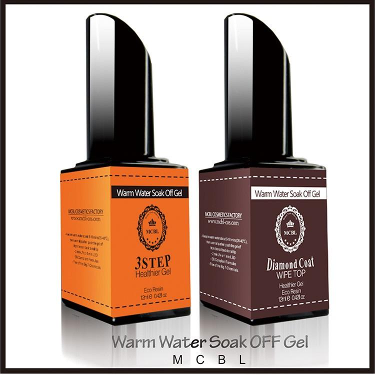 New Formula Gel Nai Polish Quick Dry No Uv Needed Easy: Mcbl Nail Art Painting Use Ibn Soak Off Uv Gel Nail Polish
