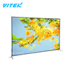 Vitek QLED Monitor Manufacturers 65 inch 4K LED TV, OEM Android QLED television Smart TV 65 inch 4K UHD