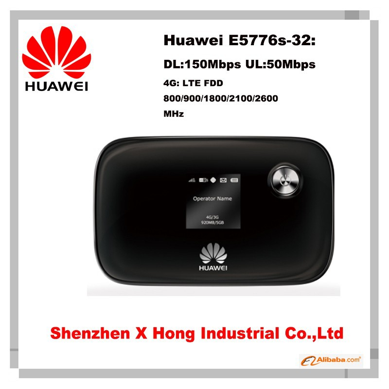 Huawei 4g portable wireless wifi router long range wireless routers E5776