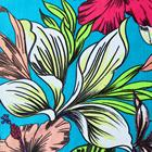 Flower Digital Printing Nylon Spandex high stretch fabric for swimsuit