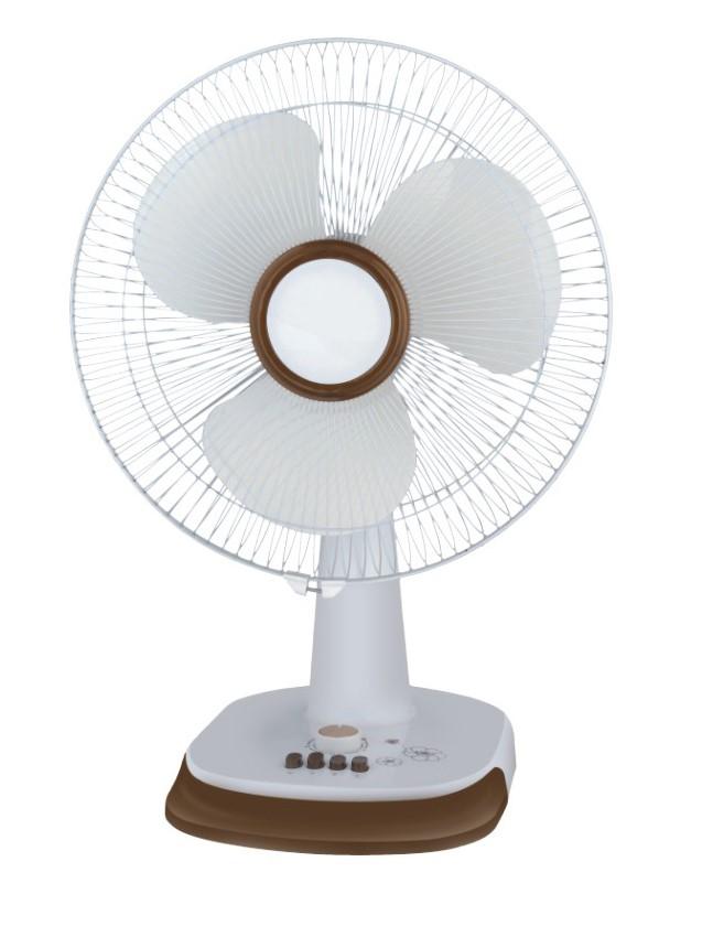 16 inch 12v solar ac dc table fan rechargeable fan ft b10 for 12v dc table fan price