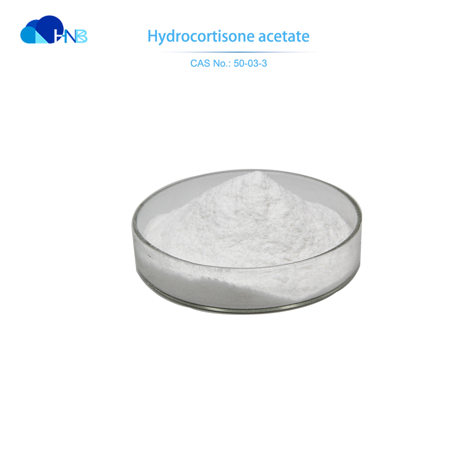 Hnb Manufacturerpure Hydrocortisone Acetate Powder In Bulk Hydrocortisone  Cream With Wholesales Price Cas 50-03-3 - Buy Hydrocortisone