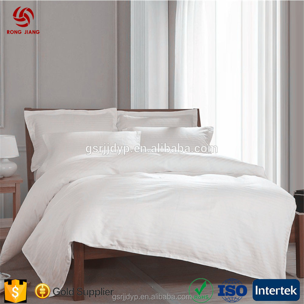 Hotel bedding sets hotel textile products bed sheet designs