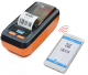 PUTY easy install PT-66DC thermal label bluetooth mini roll label printer