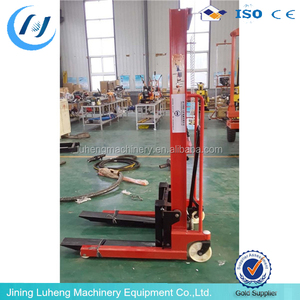 China manufacture 1 ton hand pallet truck 1.6 meters lifting height forklift