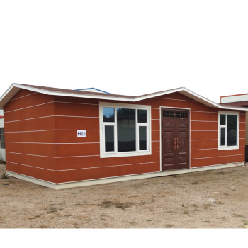 Factory supply smart house prefab intelligent house container house