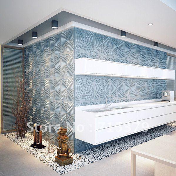 3d papier peint d coratif int rieur pas cher rev tements muraux briques en plastique panneaux. Black Bedroom Furniture Sets. Home Design Ideas