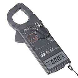 Tes-3010/3012 Prof. Clamp Meter With 600a;1000v