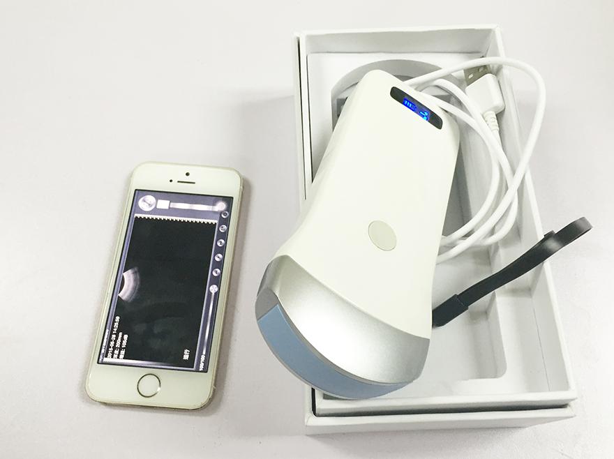 Mslpu31h China Supplier Portable Wireless Ultrasound Probe ...
