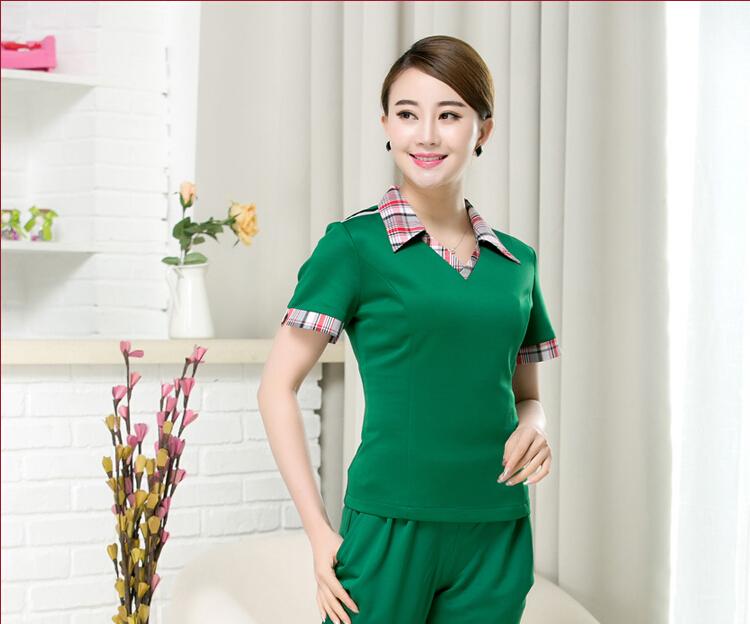 Moda Personalizada Salón De Belleza Y Masaje De Pies Tienda Trabajo ...