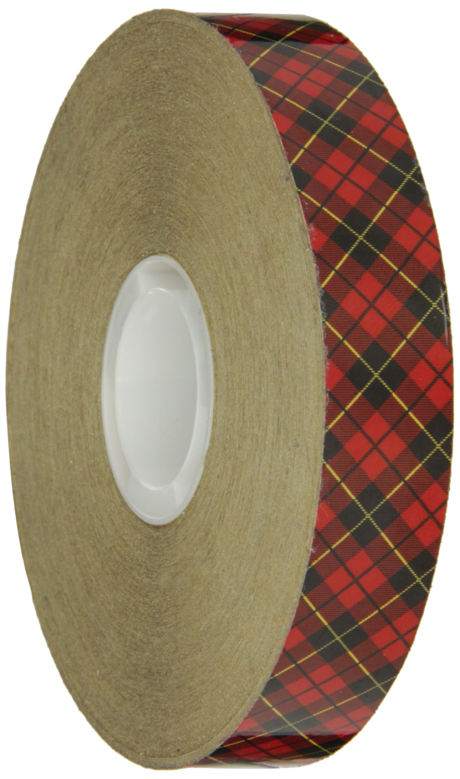 5.0 mil Pack of 12 0.50 x 18 yd 3M 926 Clear ATG Adhesive Transfer Tape