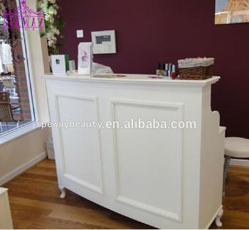 Charmant Front Desk For Beauty Salon Reception Table Beauty Salon Reception Table    Buy Hair Salon Furniture Sale,Used Reception Desks Sale,Nail Reception Desk  ...