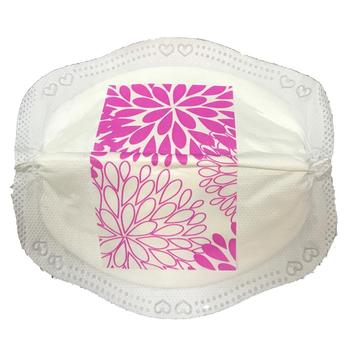 NP7311 Hot Sale Product Free Sample Mom Use Disposable Breast Enhancement Pads Lady Nursing Pads With Bag