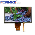 50pin RGB 24 bits touch lcd 800x480 tft display 7 inch lcd panel