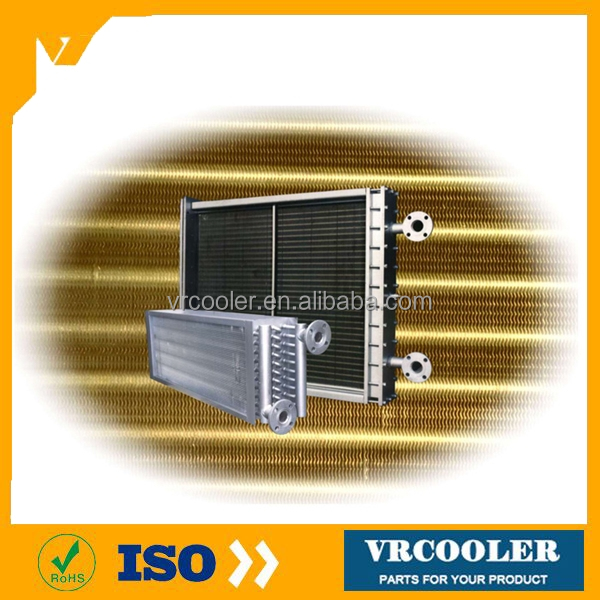 ammonia cold room evaporator stainless steel tube static evaporator
