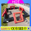 Inflatable playground inflatable mini soccer field/inflatable football table