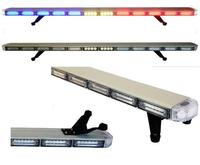 Online Sale Free Shipping Linear 6 lens led lightbar slim led lightbar emergency vehicle warning light bar truck light bar