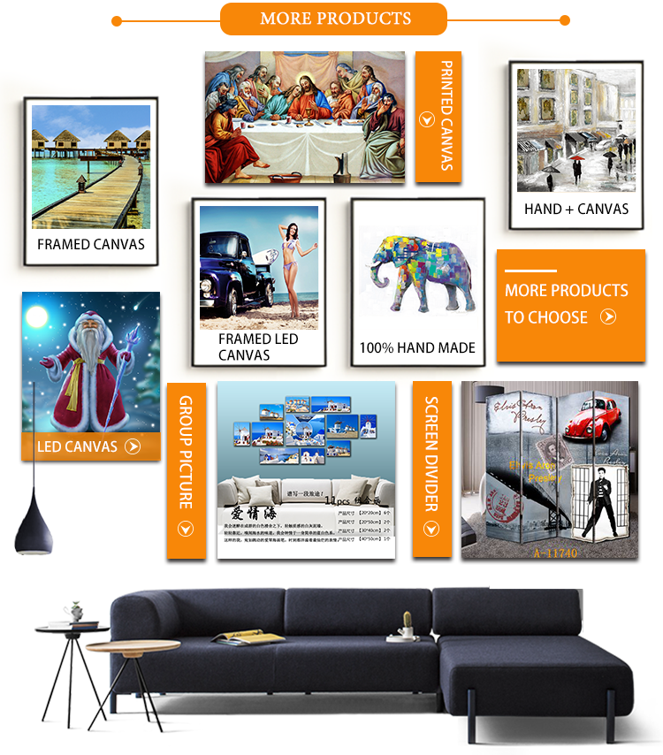 fashion bar crowd Cool canvas printing wholesale Hotel Decorative Wall Art printed canvas painting