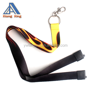 personalized lanyards silicone rubber lanyard