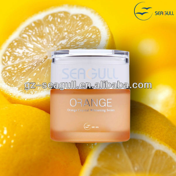 Wholesale imported natural orange fragrances for cream