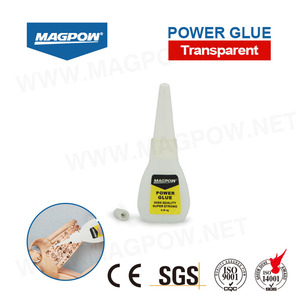 Magpow Factory Price 12pcs 4g Instant 502 Elfy Super Power Adhesive Glue