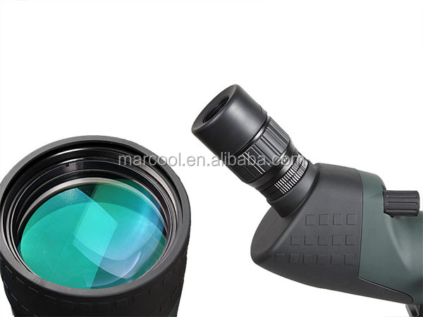 25-75X100 WEATER PROOF monocular sight spotting scope high definition bird watching hunting ourdoor telescope