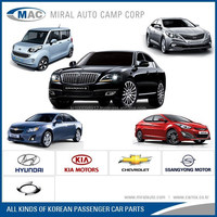 All Kinds of Korean Passenger Car Parts