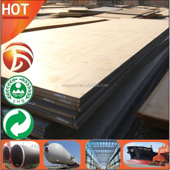 China Supplier Mild Steel 295 Sheet Naval Plate Steel Prices