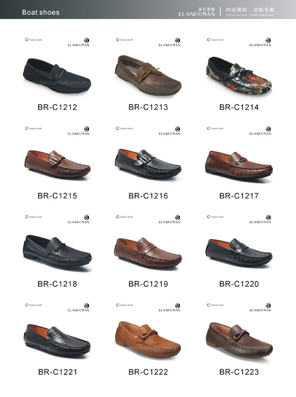 China latest loafers shoes for men suede and nubuck leather shoes ...