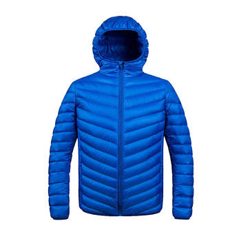 Wholesale Winter Male Jacket men clothing 550g duck outwear warm thin down ski soft shell jacket