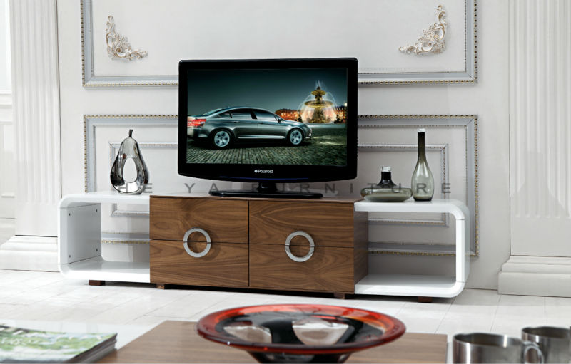 Retractable Tv Mechanism Lcd Tv Stand Modern Italy Tv Stands