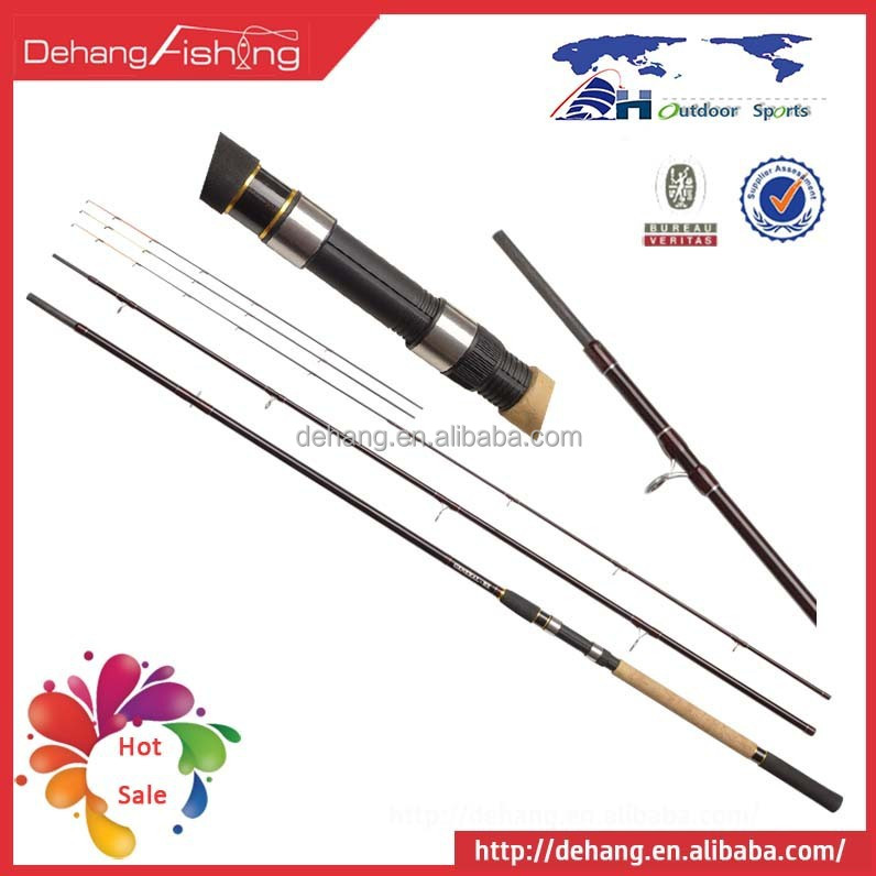 IDH 007 In Stock Carbon 3+3 Section Hunting And Fishing Equipment
