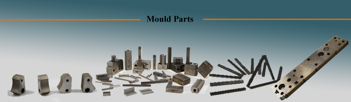 Precision Tolerance CNC Machined Steel Parts Punching Stamping Die Mold Spare Parts