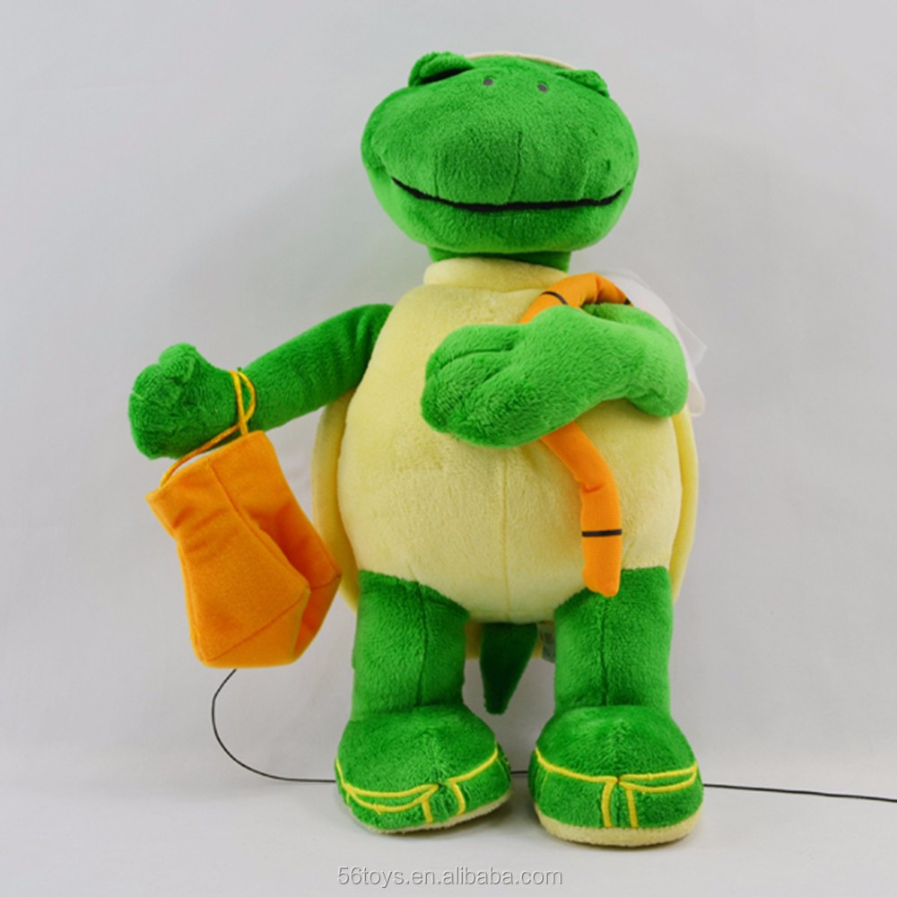 wholesale China best made toys stuffed animals mutant ninja turtles