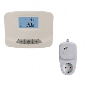 Precise control to room temperature wifi thermostat heating
