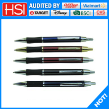 BSCI Audited Factory Engraved Superior quality winning ball pen