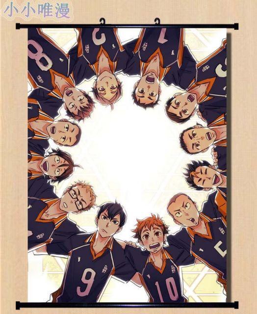 Haikyuu Manga Order: High Quality Haikyuu Posters-Buy Cheap Haikyuu Posters