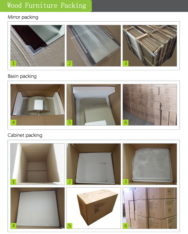 2016 hot sell lavatory plywood bathroom vanities classic bathroom cabinet - Plywood Bathroom 2016