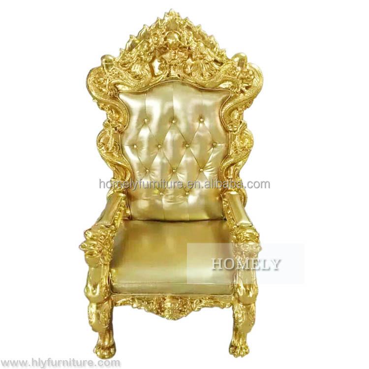 Cheap nice new design king chair high quality