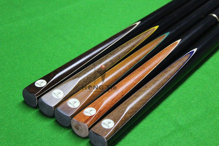 "57"" Spliced Wood 3/4 Hand made Snooker Cue"