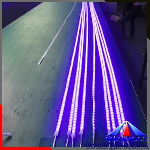 Silicone Tube Ip66 Smd3528 365nm Uv Led Strip,400nm 405nm Uv Led ...
