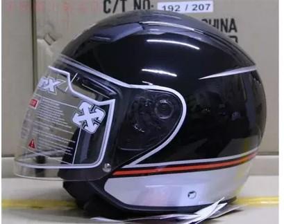 Sparx шлем мотоциклетный шлем половина шлем ретро педаль электрический автомобиль шлем sml XL XXLBlack