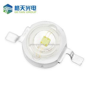 Shenzhen getian Factory very good Price 1 Watt High Power LED Chip 150lm/w