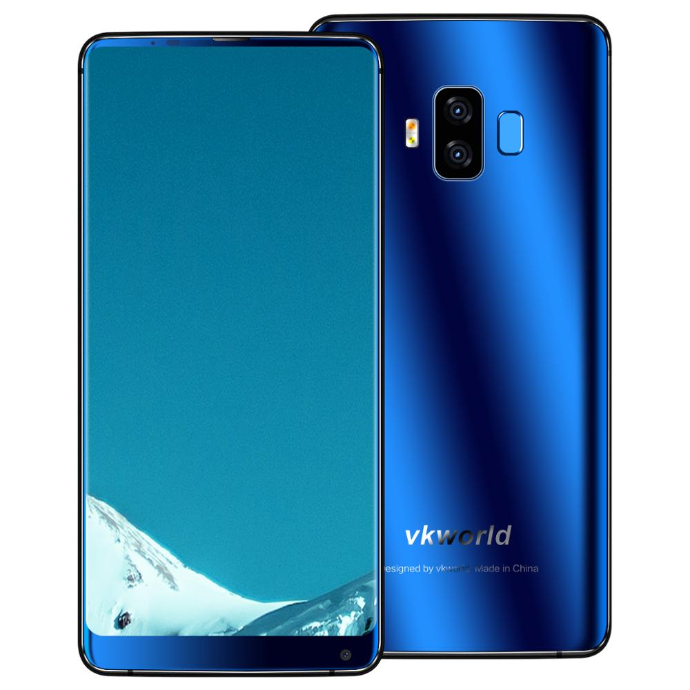 Stock OEM ODM Make Your Own Brand Smartphone vkworld S8 Octa Core 18:9 FHD 2160*1080 RAM4G ROM64G Dual SIM 4G Mobile Phone