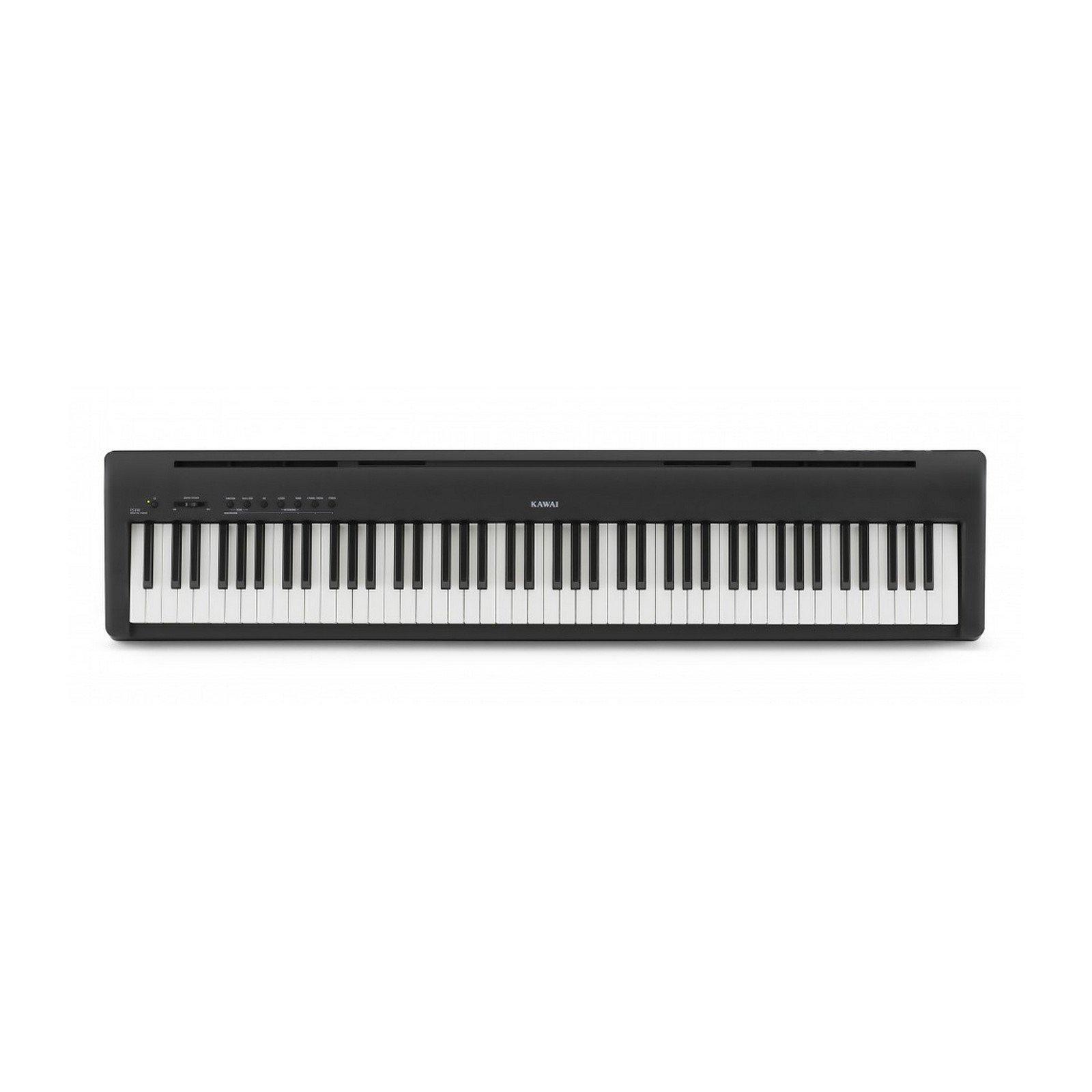 Kawai ES110 | 88 Key Portable Bluetooth MIDI Digital Piano Black