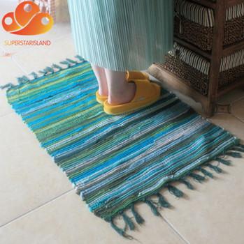 Handmade Rag Rug Carpet Runner Cotton Chindi Rag Rugs Area Rugs - Buy  Cotton Chindi Rag Rugs,Kitchen Mats,Area Rugs Product on Alibaba.com