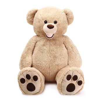 Hot Jual Mainan Mewah Raksasa Boneka Beruang 1 M Teddy Bear - Buy ... d09c564f99