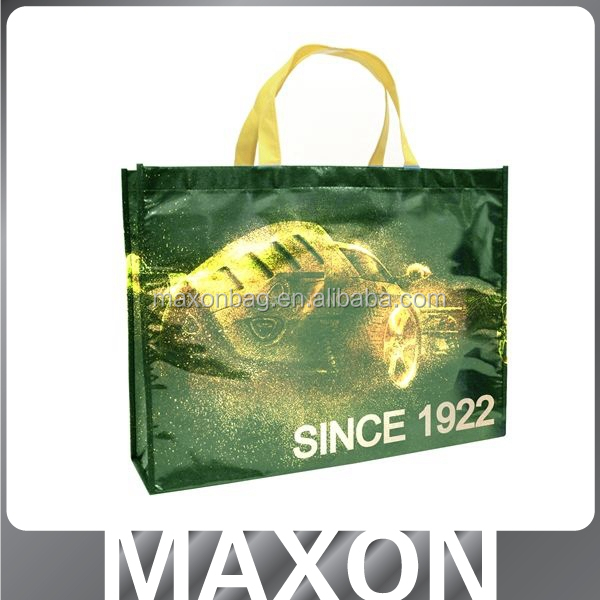 Guangdong best quality!!! reusable laminated pp non woven bag made in vietnam export worldwide for shop